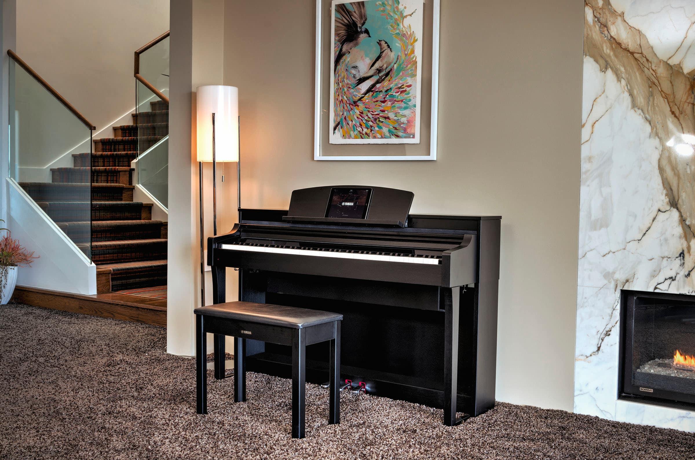 пианино-рояль в картинках приготовления